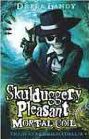 Mortal Coil (Skulduggery Pleasant - Book 5)