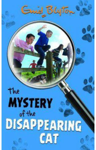 Mystery of the Disappearing Cat - Paperback
