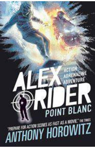 Point Blanc Alex Rider Book 2