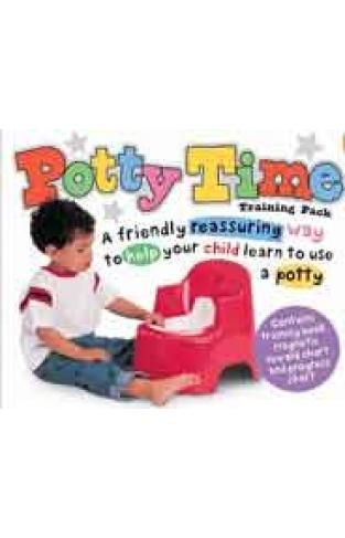 Potty Time Training Pack -