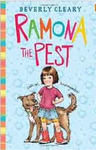 Ramona The Pest Look Out Kindergarten
