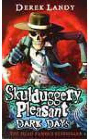 Skulduggery Pleasant 4 Dark Days