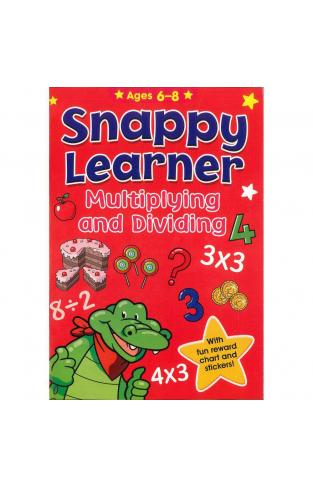 Snappy Learner 68 Mutiply & Divide