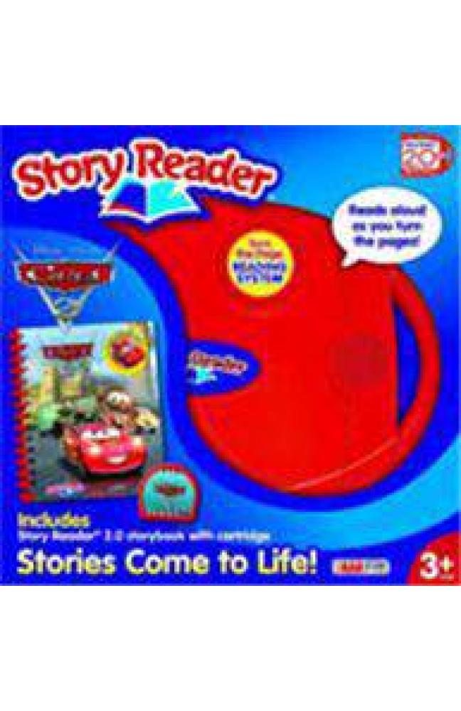 Story Reader 2.0 with Disney Pixar Cars 2 Storybook Spiral-bound – 1800