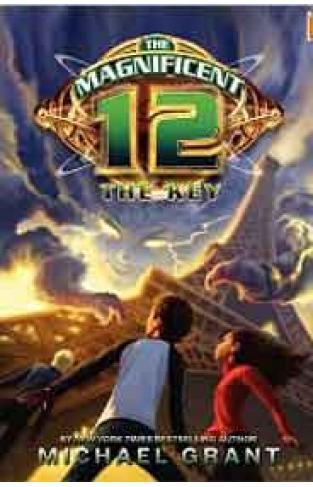 The Magnificent 12 The Key   -  (PB)