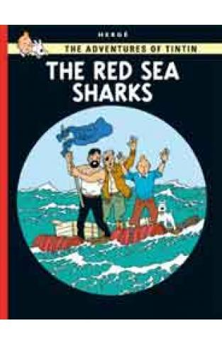 The Red Sea Sharks (The Adventures of Tintin) - Paperback