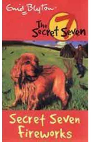 The Secret Seven # 11: Fireworks - (PB)