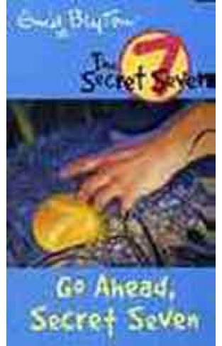 The Secret Seven 5 Go Ahead Secret Seven   - (PB)