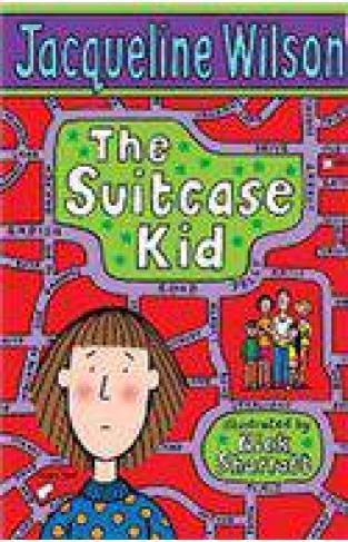 The Suitcase Kid Illustrated - (PB)