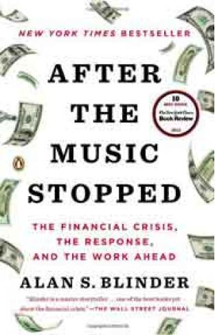 After the Muc Stopped The Financial Cris the Response and the Work Ahead