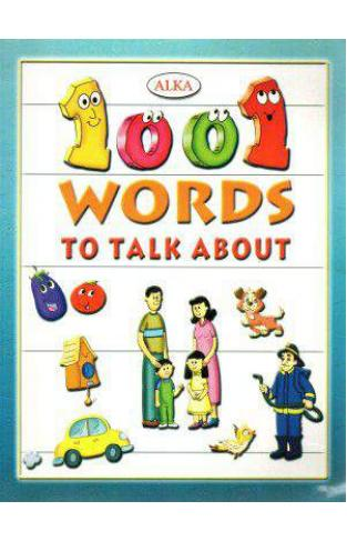 Alka 1001 Words To Talk About  -