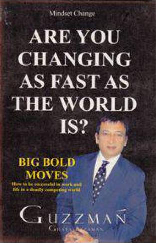 Are You Changing As Fast As the World Is