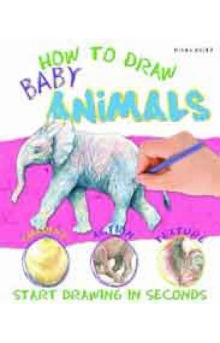 Baby Animals How To Draw