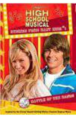 Battle of the Bands Disney High School Musical: Stories from East High No1