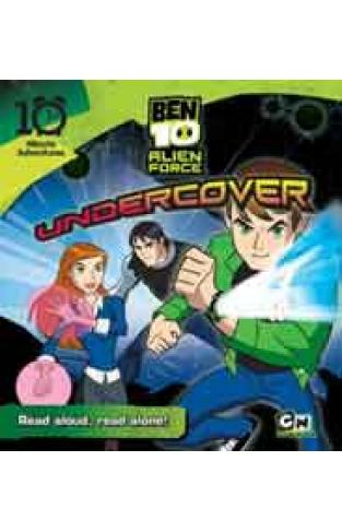 Ben 10 Alien Force: Undercover