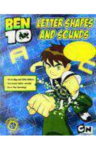 Ben 10 Letter Shapes And Sounds