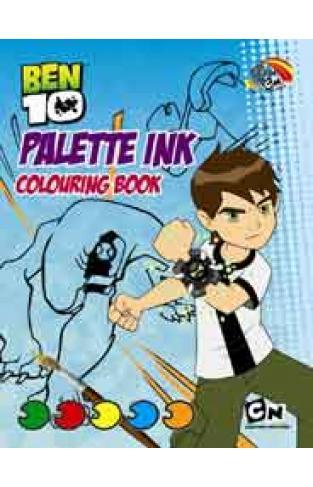 Ben 10: Palette Ink # 4