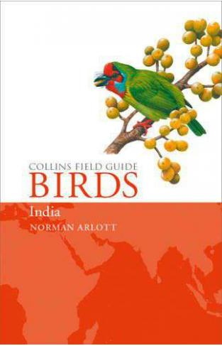 Birds of India Collins Field Guide