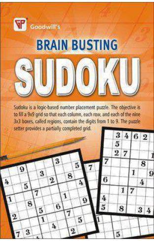 Brain Busting Sudoku -