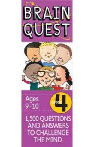 Brain Quest Grade 4 -