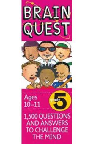 Brain Quest Grade 5 -