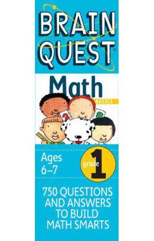 Brain Quest Matasics Grade 1 MathRevised 2Nd Edition
