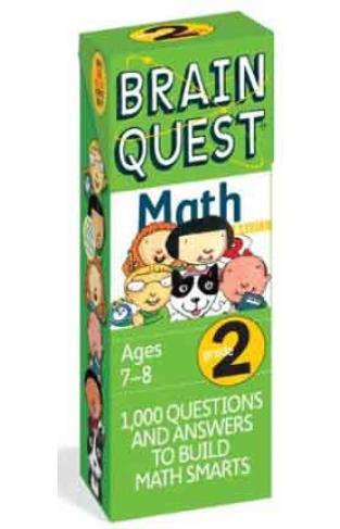 Brain Quest Math Basics Grade 2