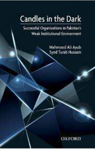 Candles in the Dark: Successful Organizations in Pakistan's Weak Constitutional Environment