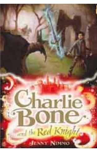 Charlie Bone and the Red Knight # 8    -