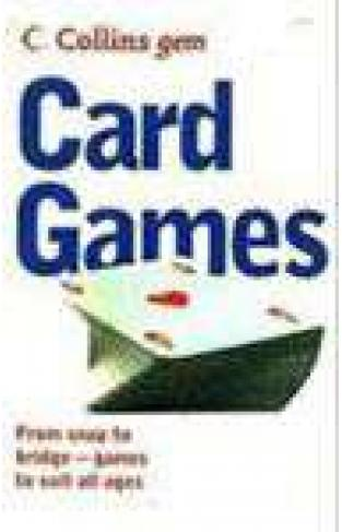 Collins Gem Card Games -