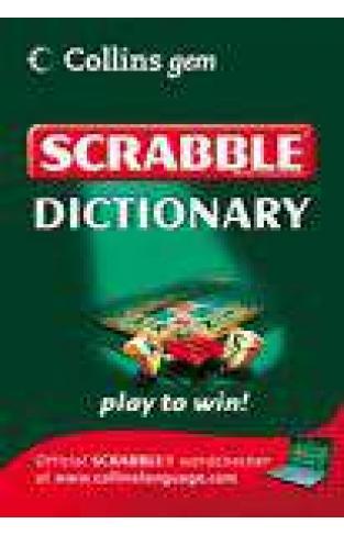 Collins Gems Scrabble Dictionary