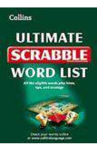 Collins Ultimate Scrabble Word List Fir