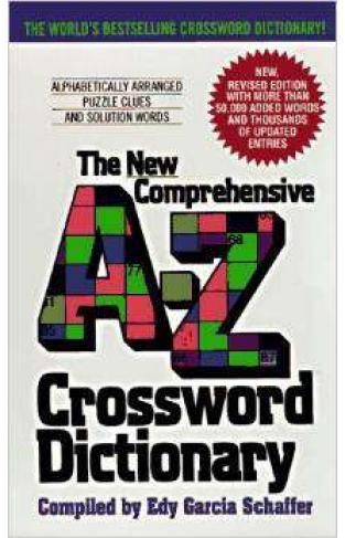 Comprehensive AZ Crossword Dictionary