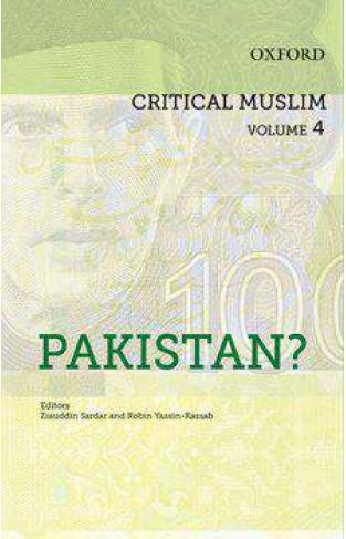 Critical Muslim Volume 4 PAKISTAN?