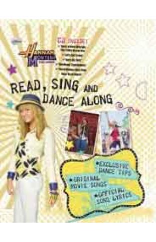 Disney Hannah Montana Read Sing And Dance Along
