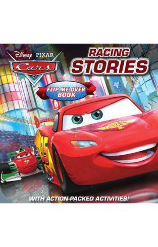 Disney Pixar Cars Racing Stories Flip Me Over Disney Flip Me Over
