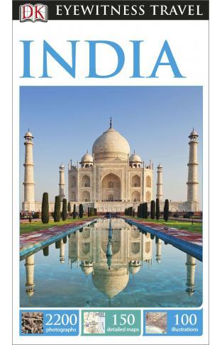 DK Eyewitne Travel Guide India