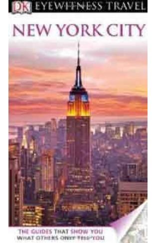 DK Eyewitness Travel Guide  York City