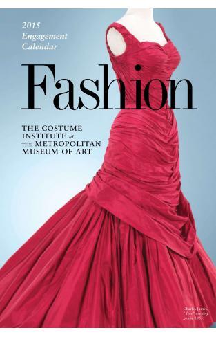 Fashion Engagement Calendar 2015