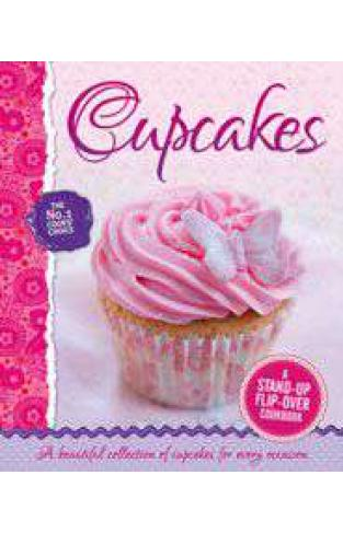 Flip Over Cookbooks  Cupcakes Spiralbound