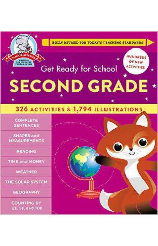 Get Ready for School Second Grade
