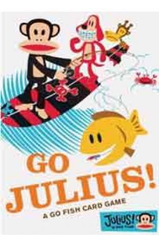 Go Julius A Go Fish Card Game