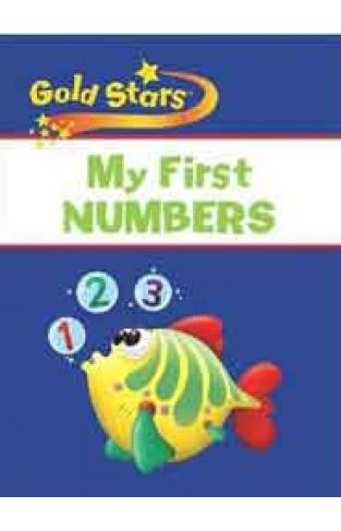 Gold Stars My First Numbers -