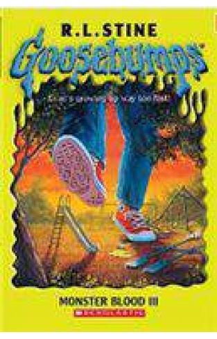 Goosebumps #29: Monster Blood III