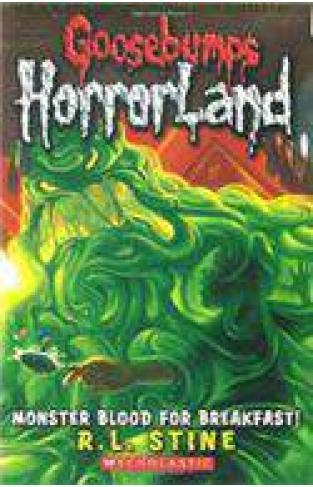 Goosebumps Horrorland 3 Monster Blood for Breakfast