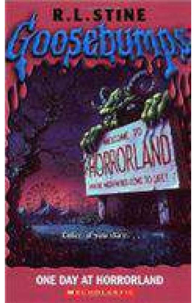 Goosebumps One Day At Horror Land