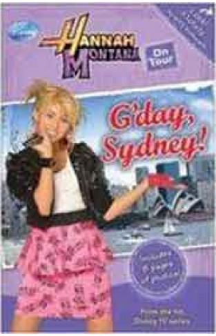 Hannah Montana On Tour G Day Sydney