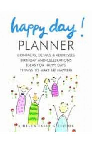 Happy Day Planner