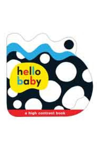 Hello Baby: Shaped Grip Book -