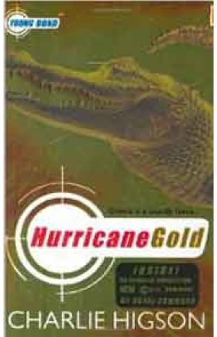 Hurricane Gold Charlie Higson Young Bond
